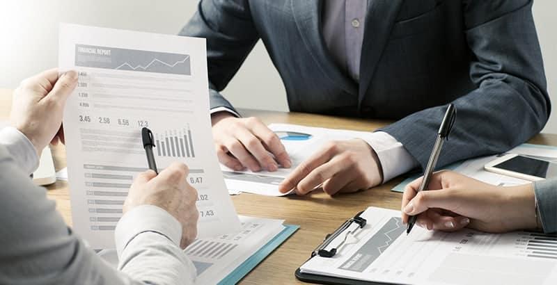 דוחות רבעוניים לחברות בבורסה