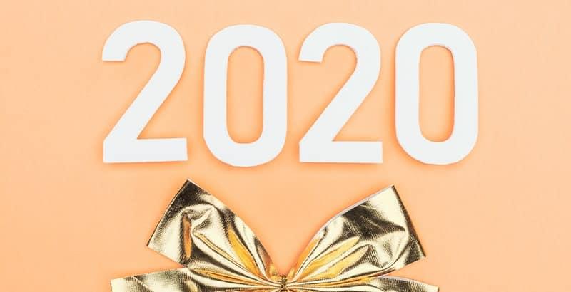 תשואה בשנת 2020